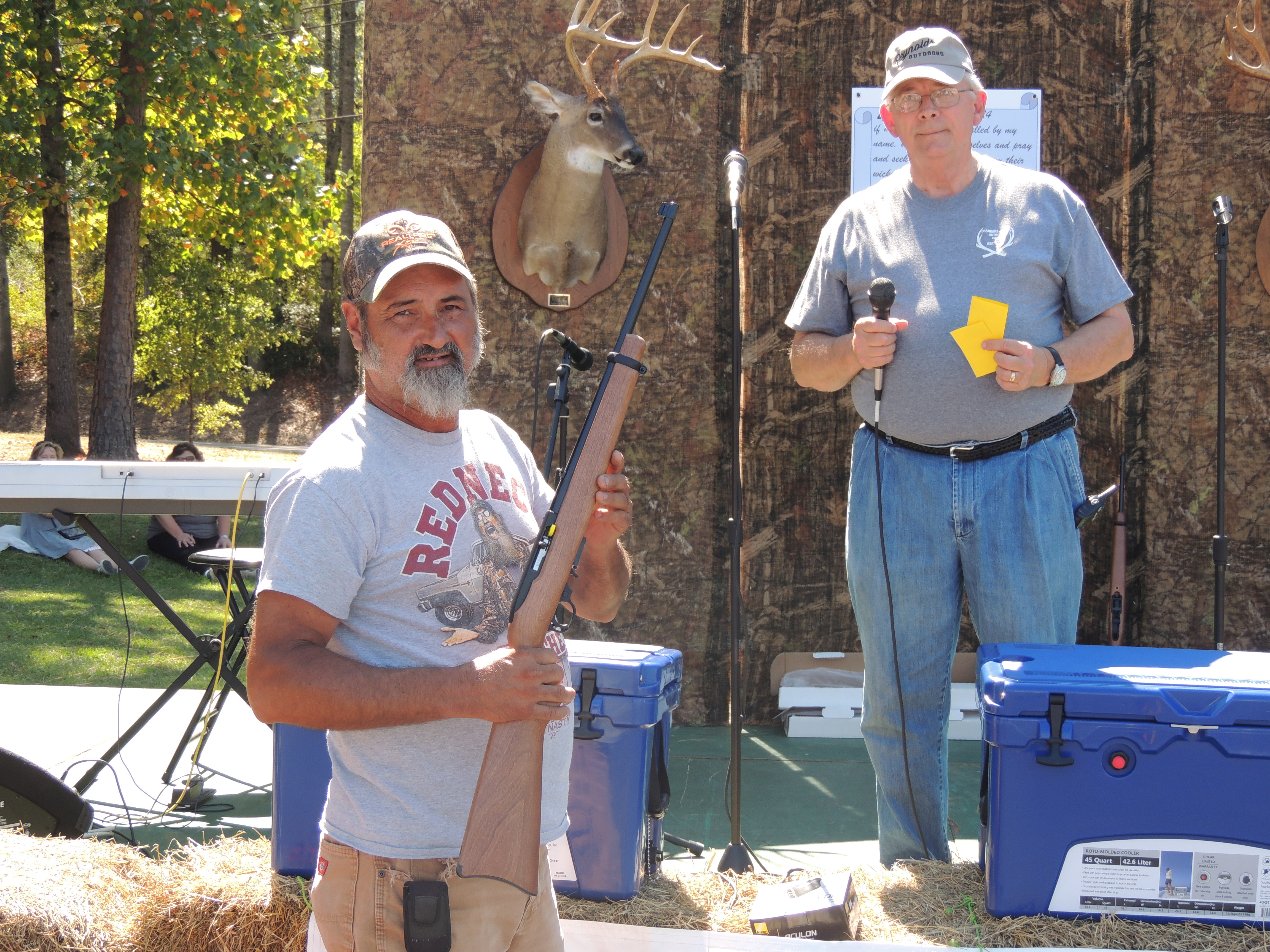 Chambers County Outdoor Expo; LHBC; Expo; Alabama; Alabama Outdoors; Praise; God is good