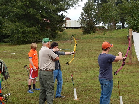 Chambers County Outdoor Expo 2015